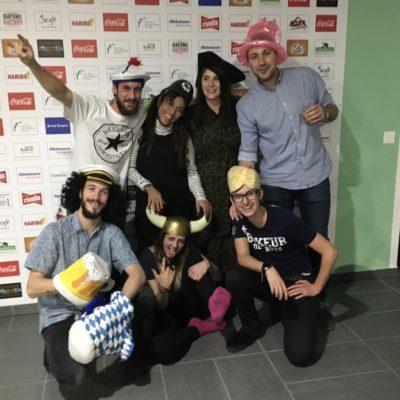 Sortie de l'entreprise Party-Ballon