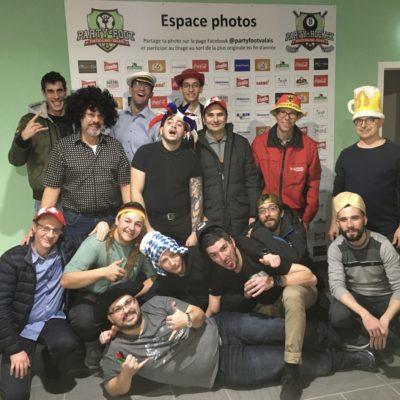 Sortie de 2 Team réunies de l'entreprise Pféfferlé & Cie SA